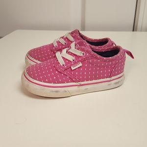 Vans Pink Sneakers